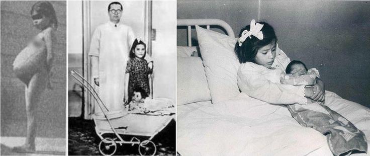 Lina Medina è la madre più giovane mai registrata nella storia.Ha partorito un bambino nel 1939 all'età di soli 5 anni, 7 mesi e 21 giorni. Com'è possibile?