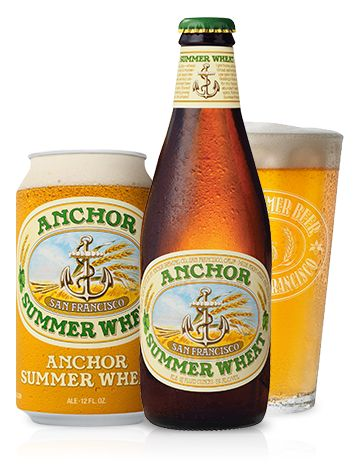 Anchor Summer Beer | Top American Wheat Beer from San Francisco
