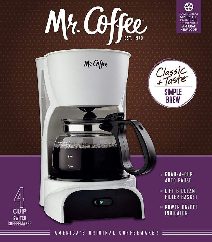 Surely one would expect a lot from a brand whose name is also its specialty #appliance and #Mr. Coffee is ready for the challenge.