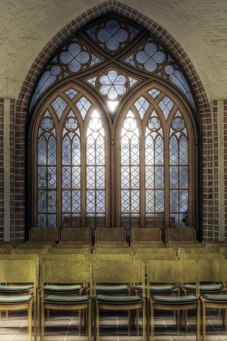 готические окна - Поиск в Google