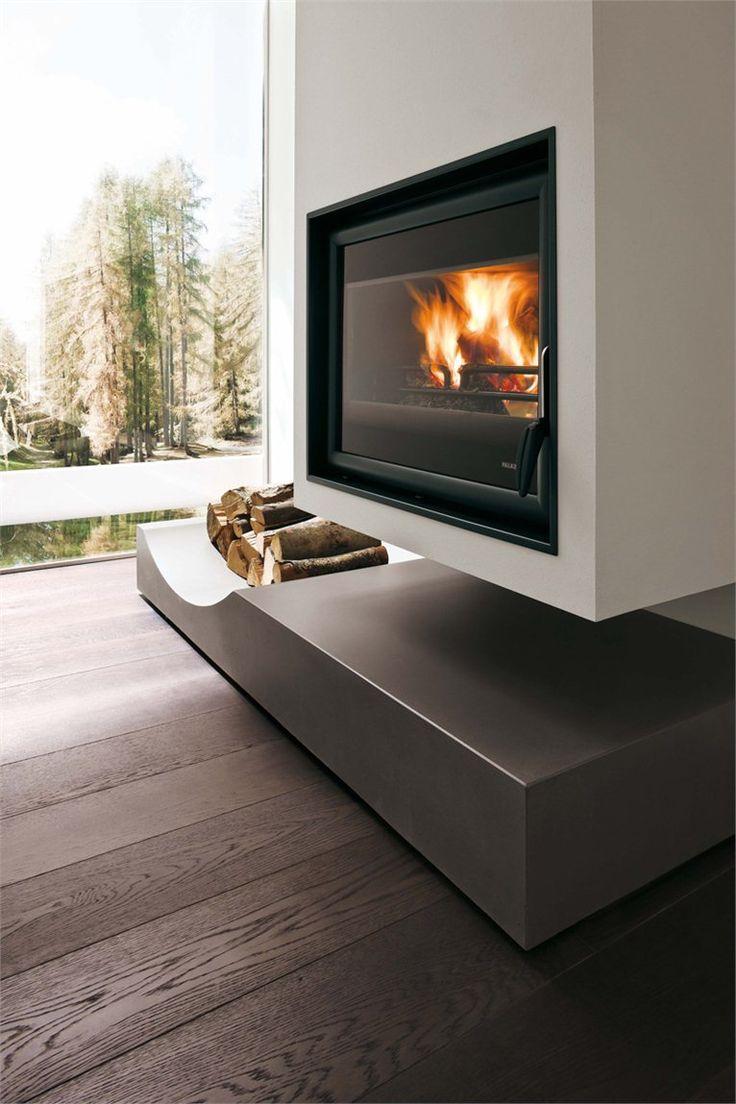 San Leo (2011) – Iosa Ghini Associati – Gruppo Palazzetti - fotografo Marco Auber #fireplace