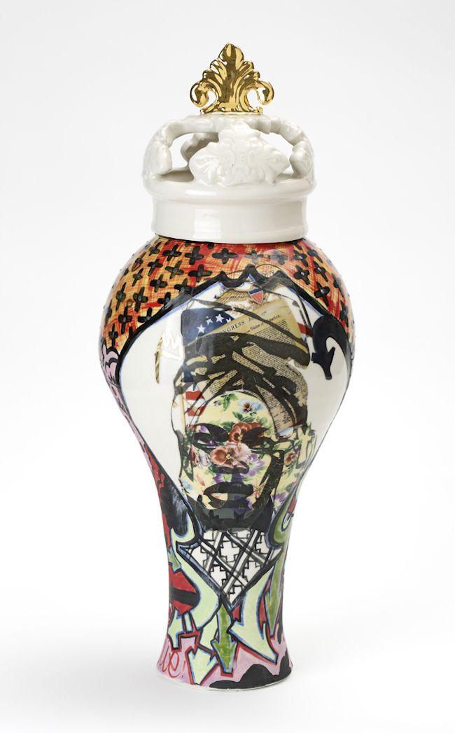 Roberto Lugo Contemporary ceramic art