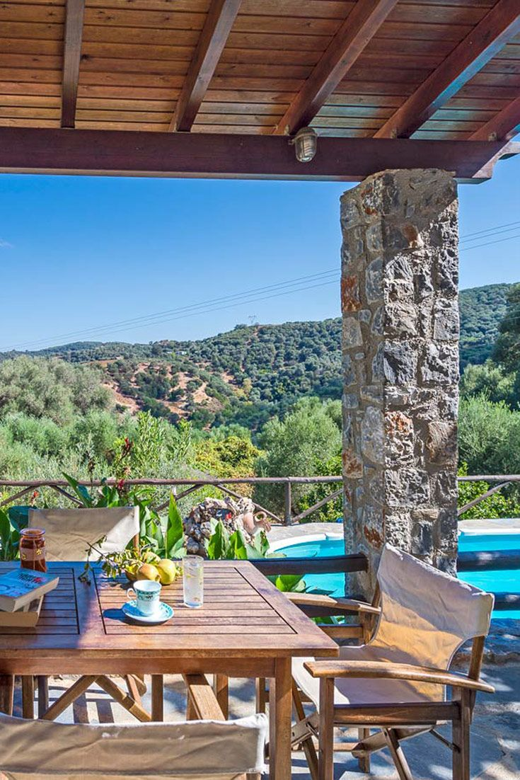 Villa Olive in Voukolies, Chania, Crete