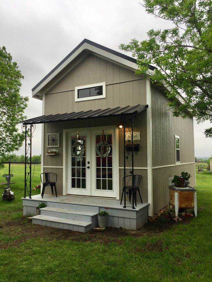 Vanessa's Cottage in 2020 Tiny house loft, Loft house