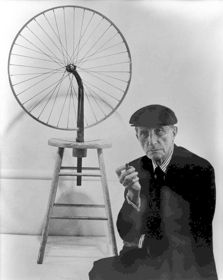 maestro Marcel Duchamp