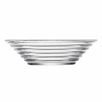 Iittala Aino Aalto Clear Soup / Cereal Bowls