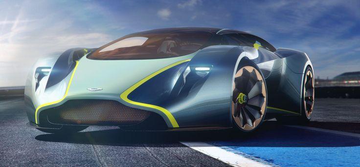 Lifestyle Aston Martin DP-100 para PlayStation®3 Vision Gran Turismo®6   Befocus