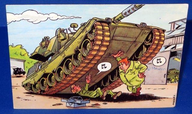 Militaire humor, Legerkaart 22064