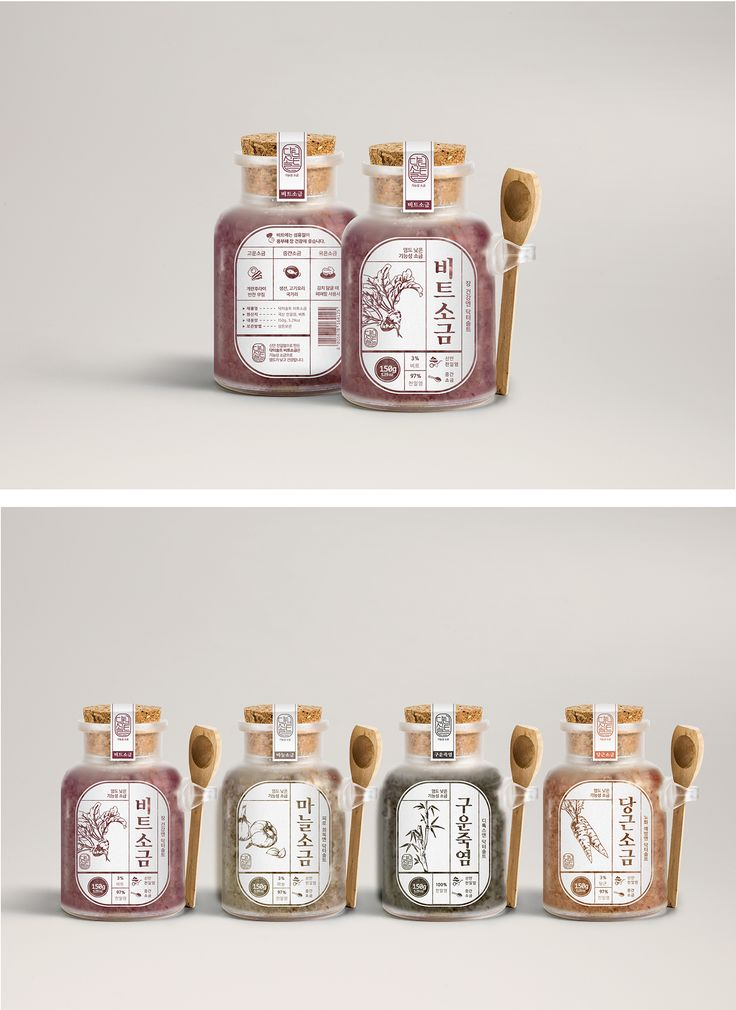 닥터솔트 / SALT PACKAGE DESIGN on Behance