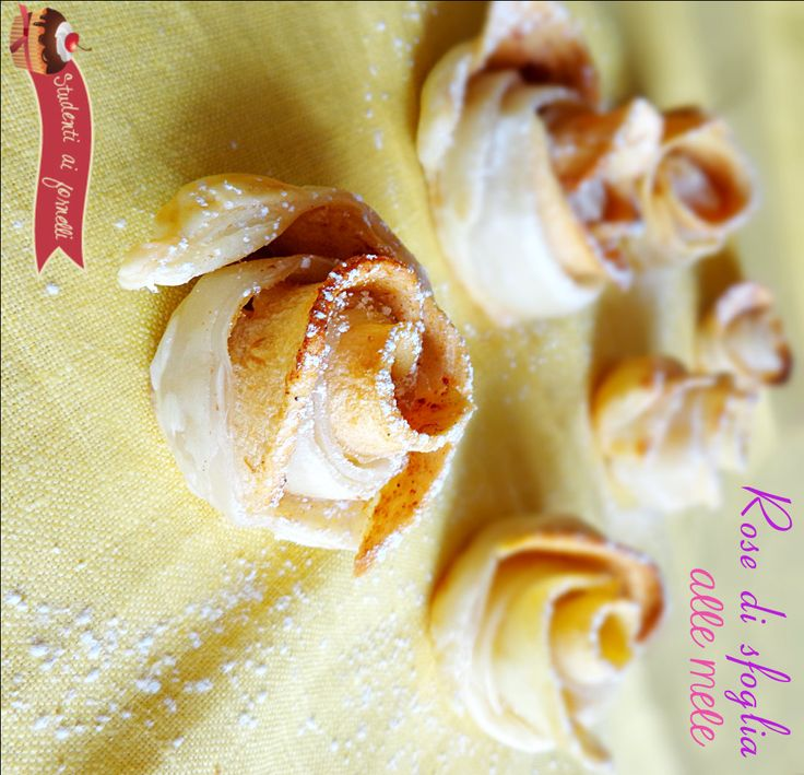 Rose+di+sfoglia+alle+mele