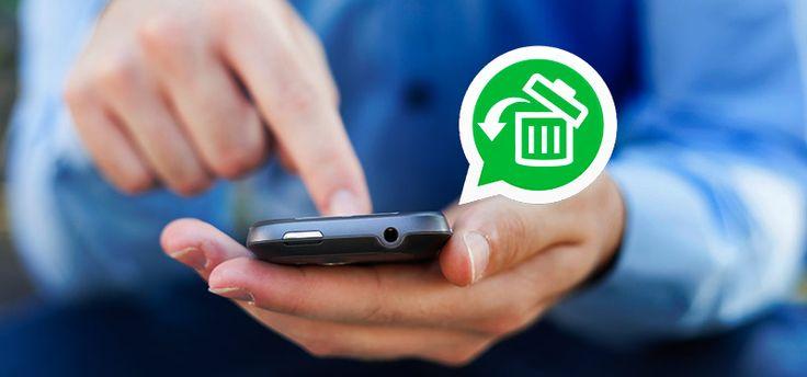 Como recuperar conversas apagadas do WhatsApp - EExpoNews