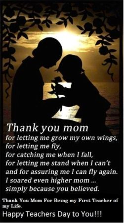 Here you know about the role & significance of Mother as a good teacher in her child's life.#mother #motherhood