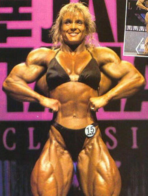 muscular women   Extreme women's fitness   Muscular women ...