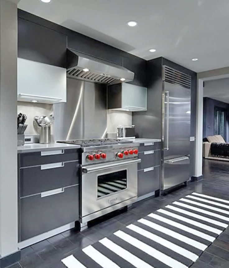 Poggenpohl Cabinetry And Sub Zero/Wolf Appliances In This John Coulter  Design From Poggenpohl Atlanta