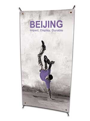 Beijing ekonomiczny X-baner 800 mm