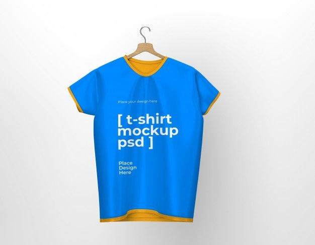 Download Mockup Of Isolated T Shirt Front View Clothing Mockup Shirt Mockup T Shirt