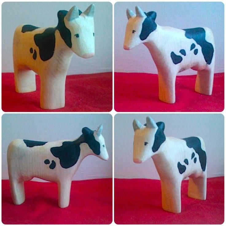 b for Bjørn: Cows