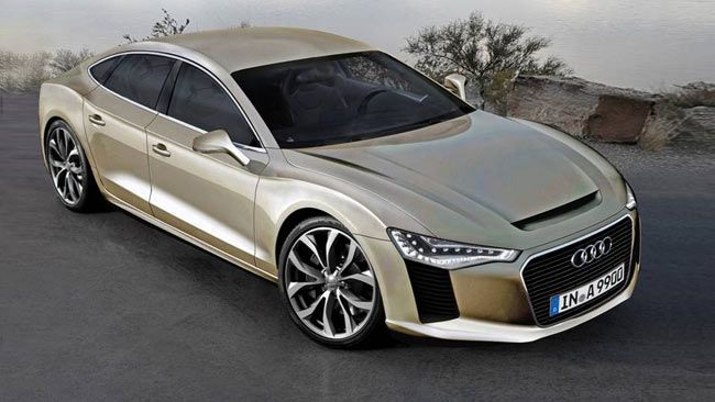2015 Audi A9 the Powerful Smart Sedan | Latest Car Reviews