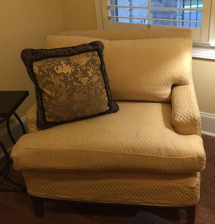 Last Call Quatrine Slipcovered Chair Pair Avail Priced Each