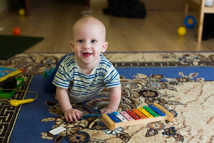 Sesc promove vivências musicais gratuitas para bebês