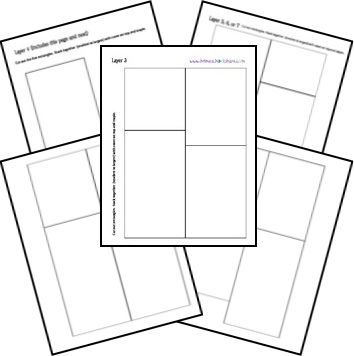 free lapbooks and free templates foldables printables make your own lapbook middle school. Black Bedroom Furniture Sets. Home Design Ideas