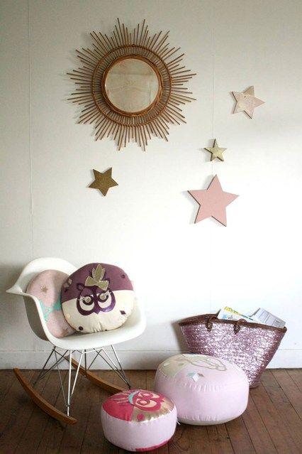 Star Attraction - Kids' Bedroom Ideas - Childrens Room, Furniture, Decorating (houseandgarden.co.uk)