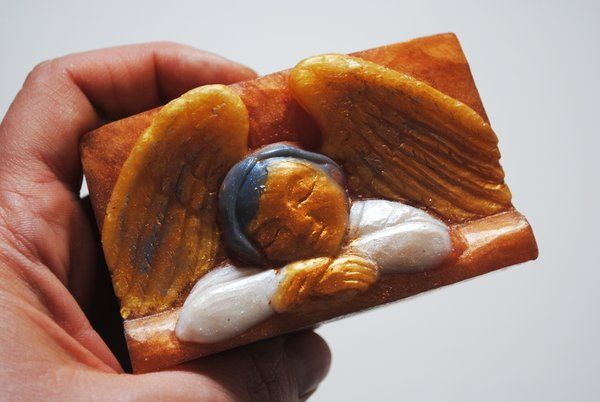 Crafted Angel soap