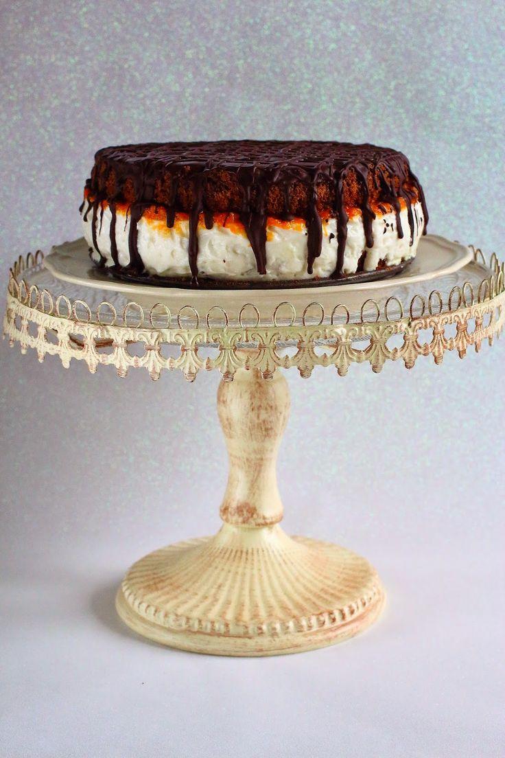 Baracklekváros túró rudi torta (paleo) -hun