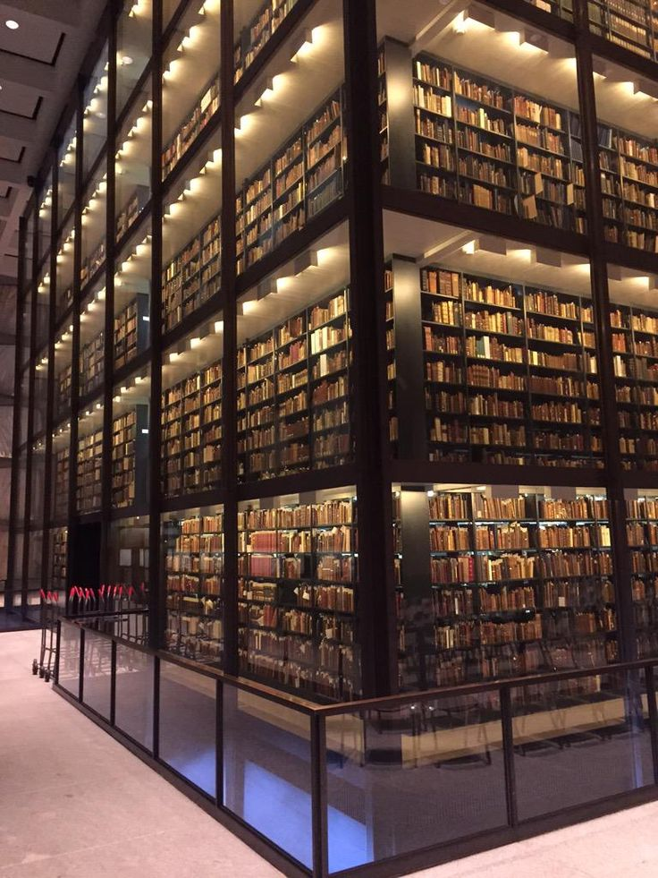 Yale special collections