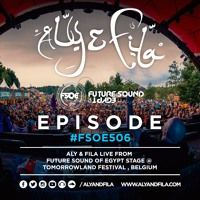 Aly & Fila Presents FSOE 506 - (Live from FSOE stage @ Tomorrowland) by Aly & Fila on SoundCloud