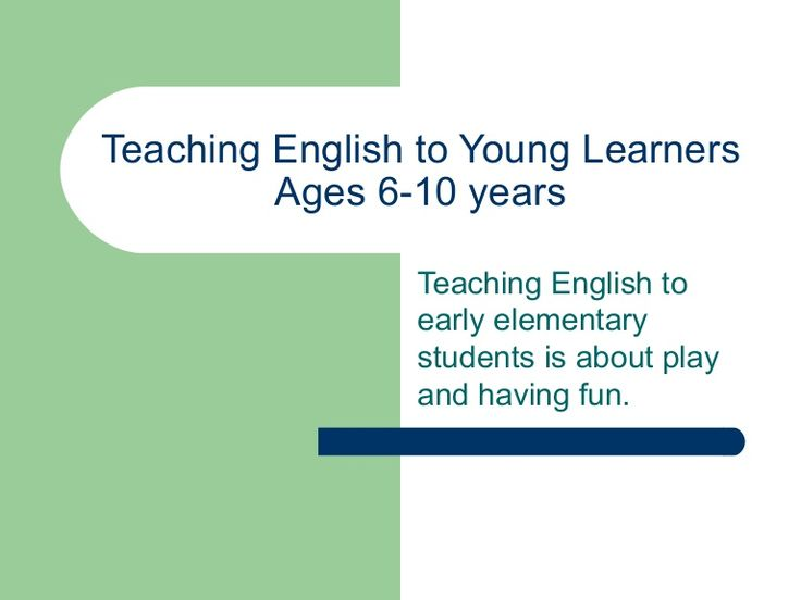 essay about teaching english to young learners As a result, the teacher can be more creative and innovative in designing teaching/learning materials and approaches, leading to improved learning outcomes in summary, the use of learners' home language in the classroom promotes a smooth transition between home and school.