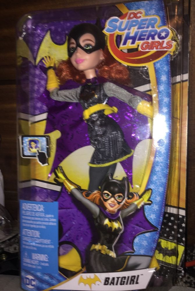 5e79795d377aa7 DC Super Hero Girls Comic Classics Batgirl 12
