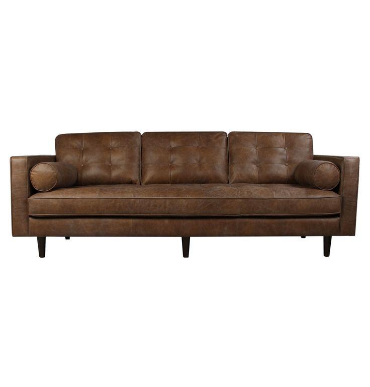 The Matt Blatt Lexington 3 Seater Sofa - Matt Blatt