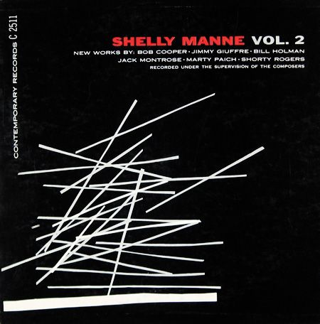 Contemporary Records - jazz album covers. Shelly Manne was so cool. The Manne Hole made me feel so grown-up!