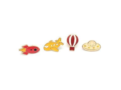 Heart Design Cute Pins #2
