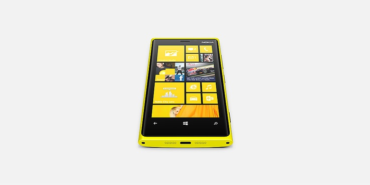 Wow!! Nokia Lumia 920. Nokia is so good producing new product, like every week maybe. Those who wanna buy, just wait till next week. There will be Lumia 950 coming.