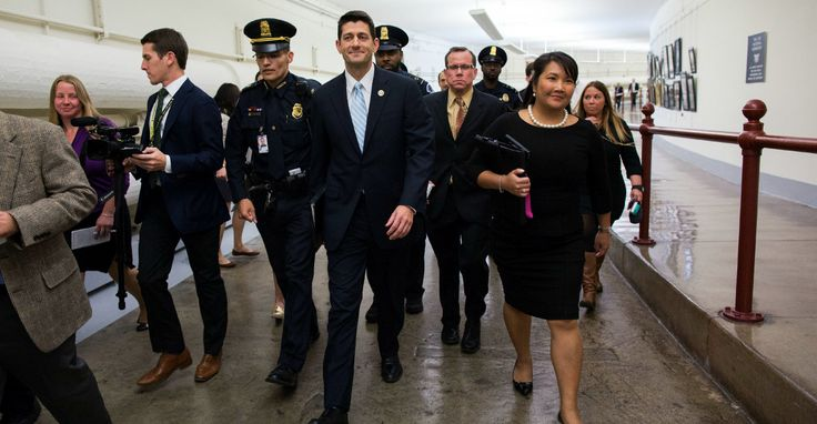 Freedom Caucus Explain Why Most Are Now Backing Ryan