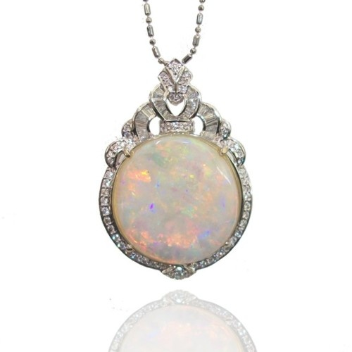 opals are my diamonds