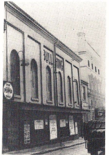 Bull Ring Cinema. c. 1912-1931