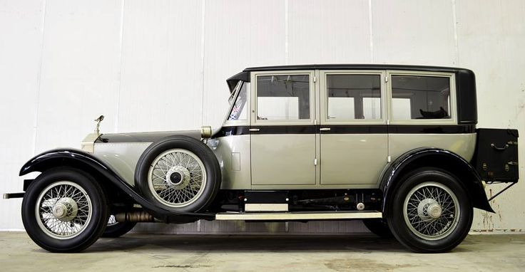 This dapper Rolls-Royce 1924 Springfield Ghost joins the collection at Gosford Classic Car Museum, opening in 2016.
