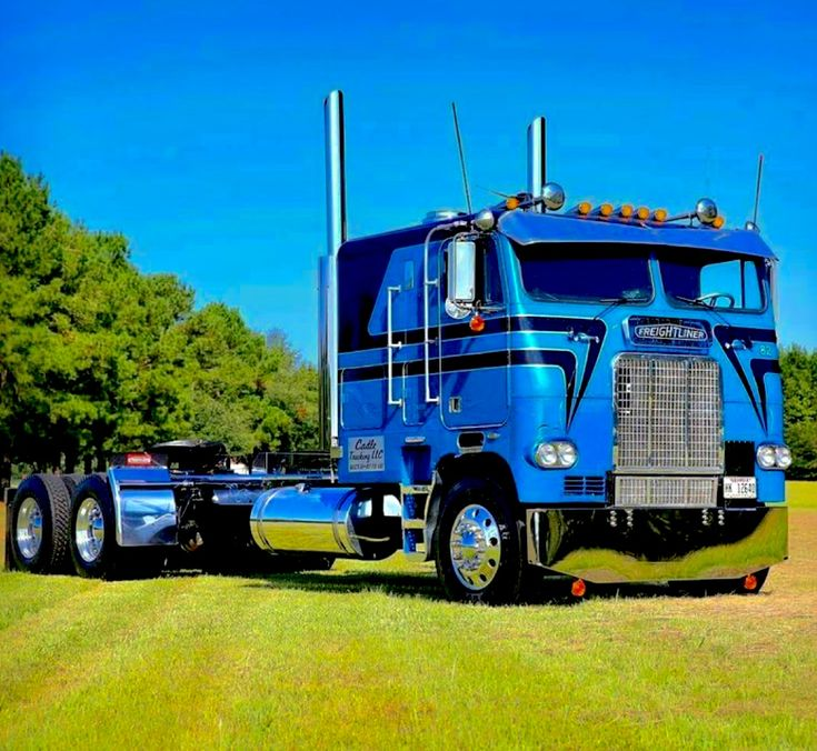 74 best Vintage trucks images on Pinterest Big trucks, Biggest