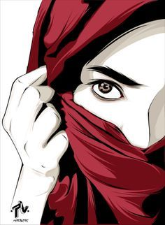 1000+ images about Sketching Hijabis on Pinterest ...