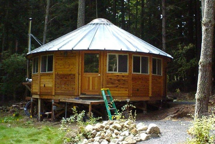 Smiling Woods Yurts Country Pinterest Metals Metal