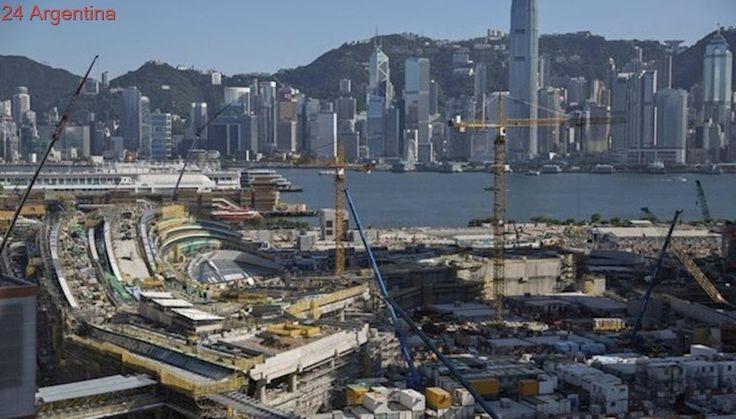 El empleo en la construcción crece por quinto mes seguido