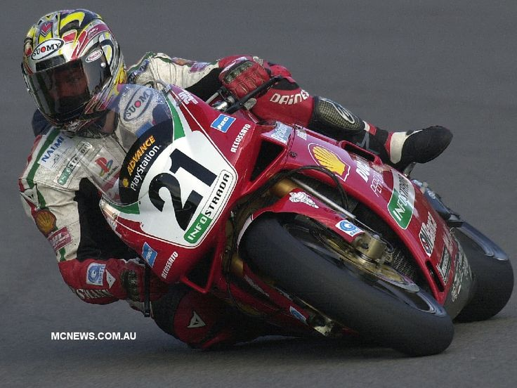 Troy Bayliss Interview - June 2014 - http://www.mcnews.com.au/2014-troy-bayliss-interview-june/