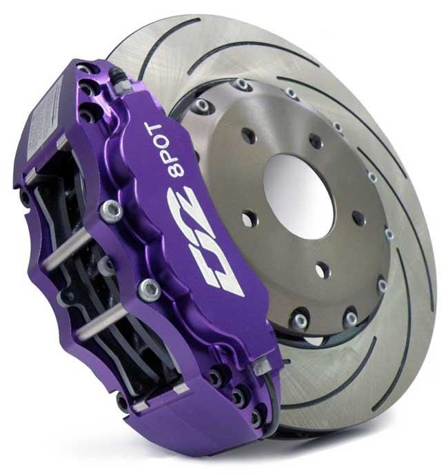 D2-BBKF330-RC - D2 Big Brake Kit      - Race Consulting Agency - PARTS | KNOWLEDGE | PASSION