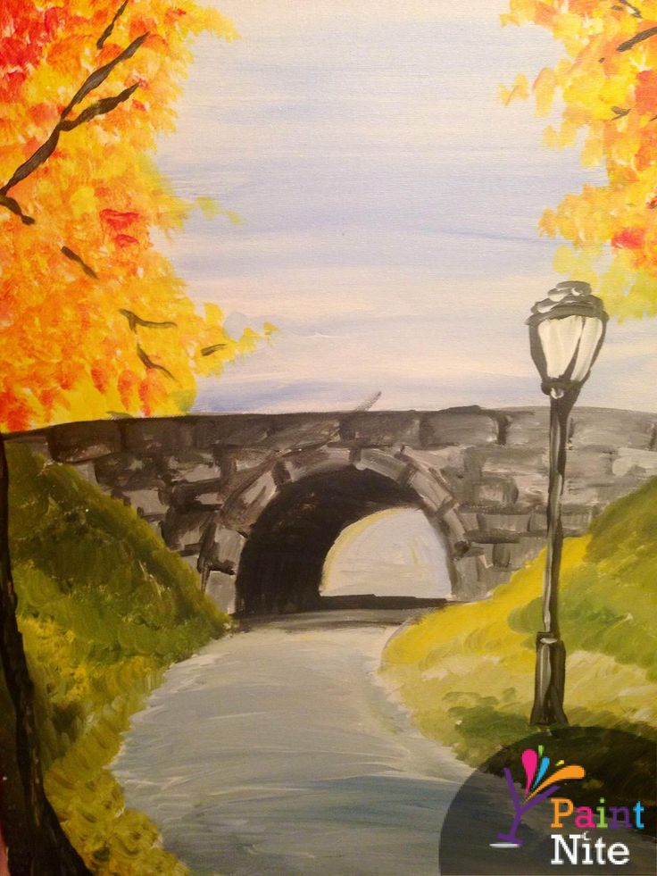 Join us for a Paint Nite event