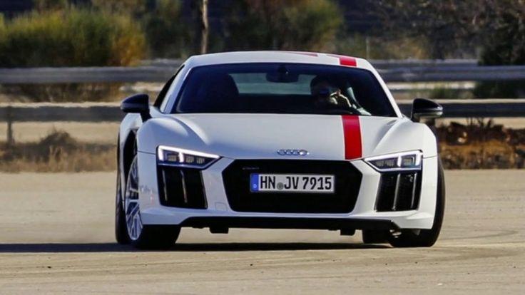 Here's Audi R8 RWS review- Look at - [ audi r8 v10, lamborghini ] |