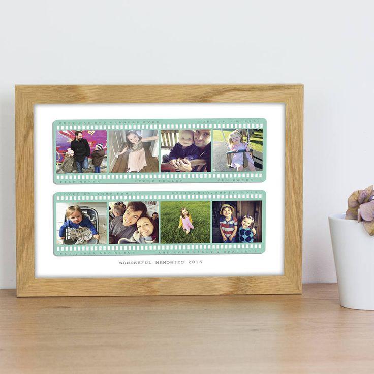 Photo Reel Print – Little Pieces
