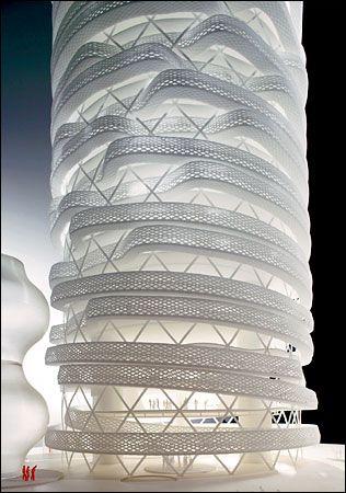 ArchitectureTextile